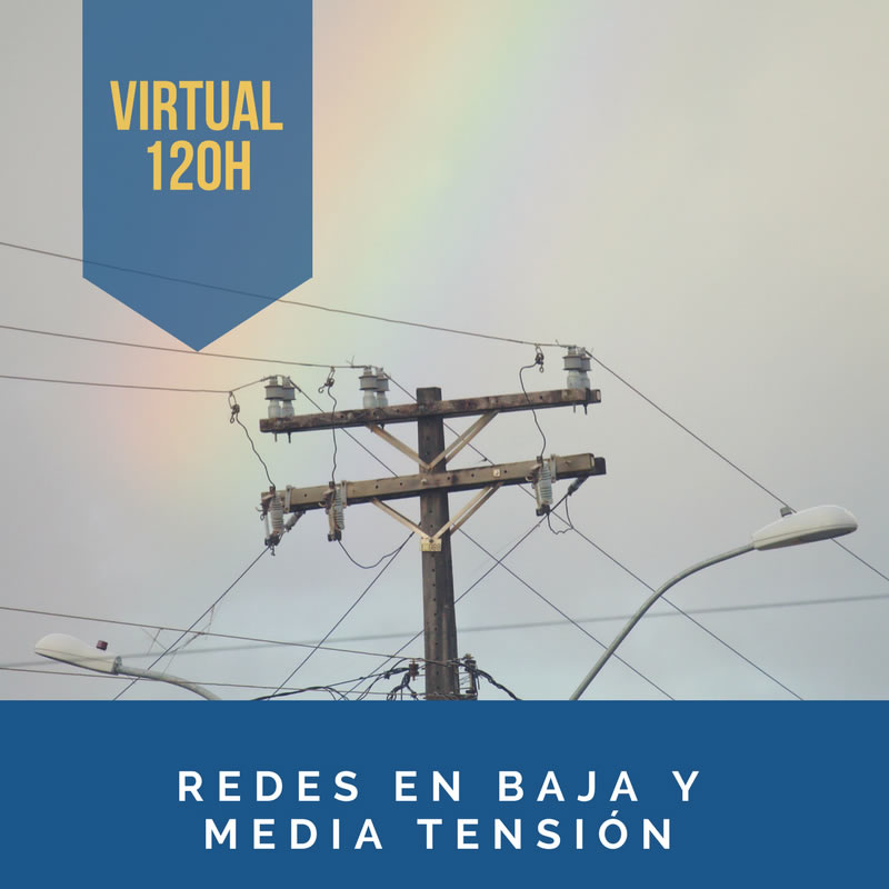 redes en baja y media tension